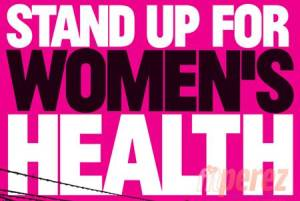 Stand Up for Women's Health